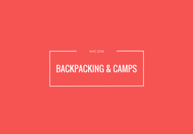 Backpacking & Camps