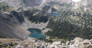 Trophy Mountain East Ridges
